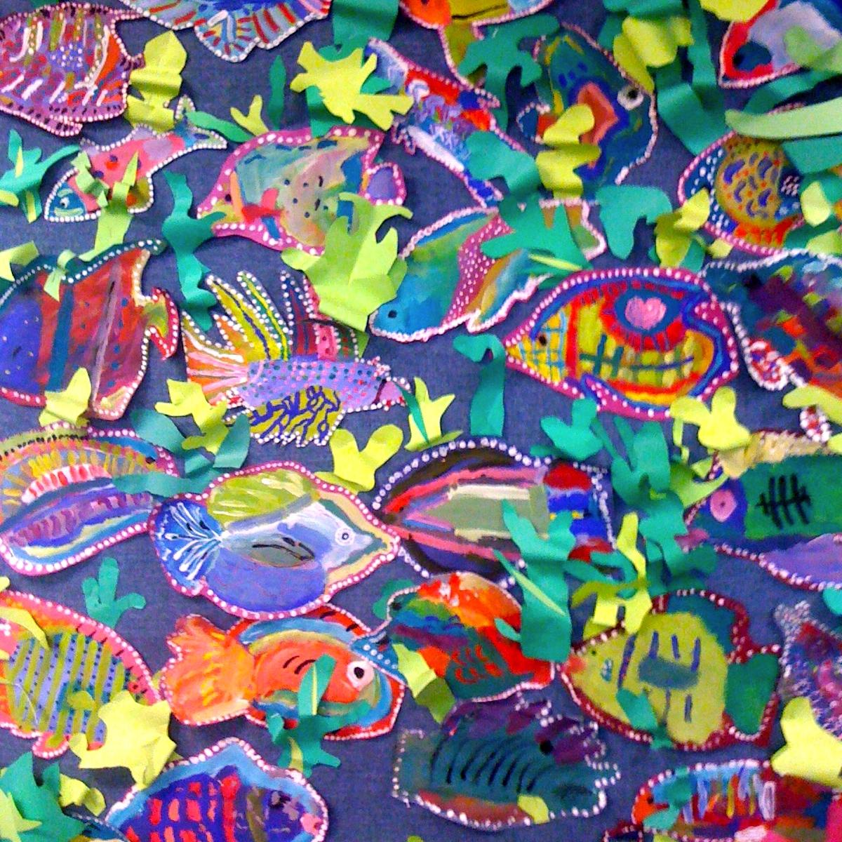 3rd Grade artwork