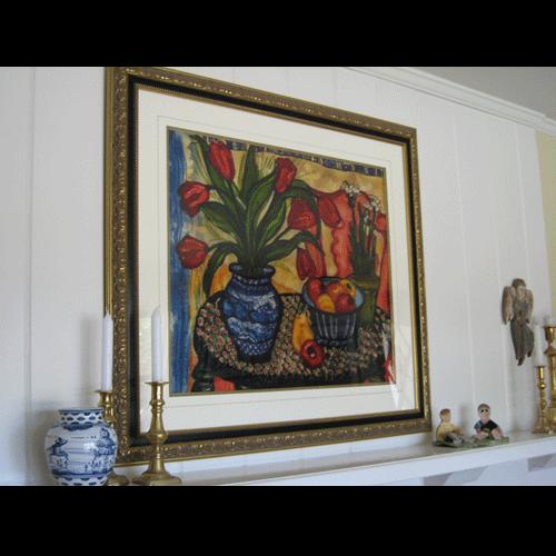 13 Tulips for Cori Artwork